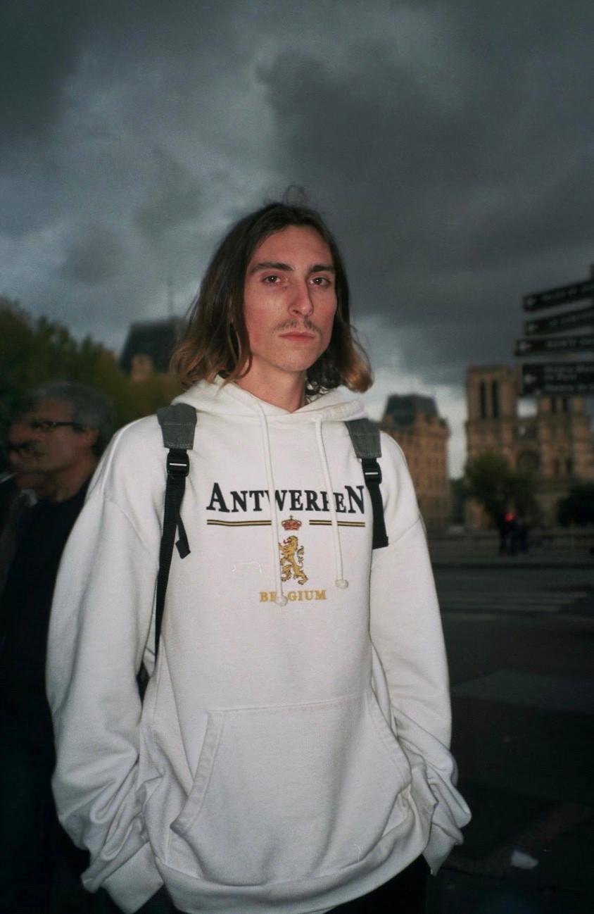 David à PARIS @vetements