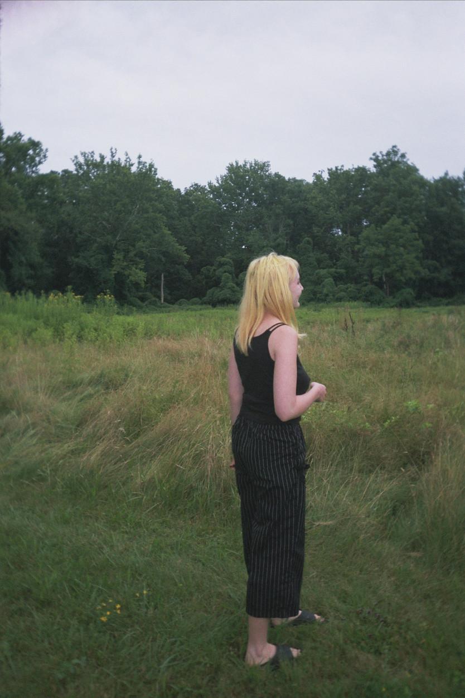JANE IN THE FIELD