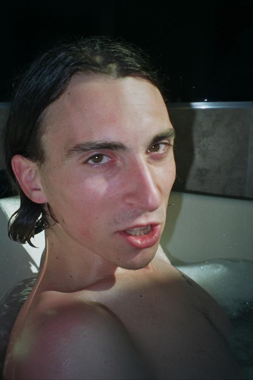 DAVID IN THE TUB