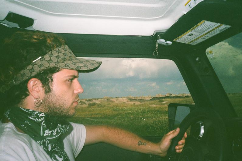 Ben in the Badlands