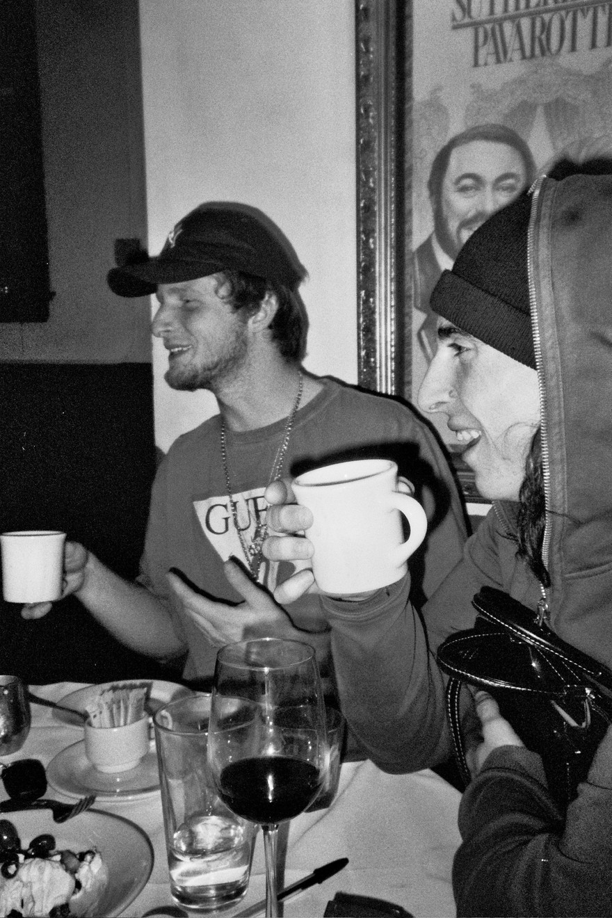 Ben and David at DOLCE