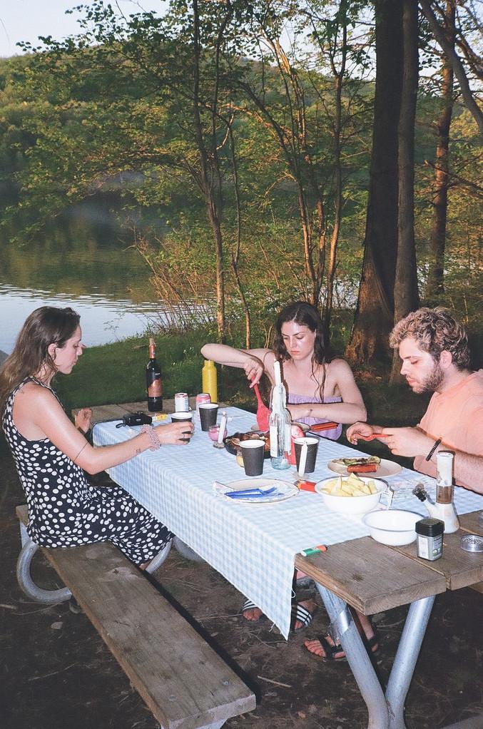 Dinner on the river