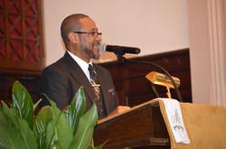 Pastor Jeffrey Harden
