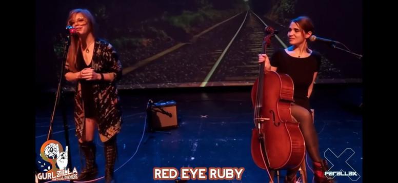 Red Eye Ruby Duo