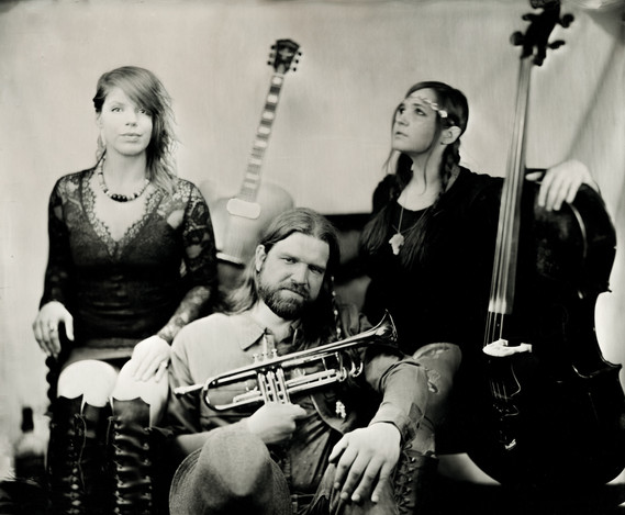 Tillie Rue and Company, Wet Plate Collodion