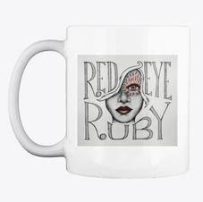 Red Eye Ruby Mug
