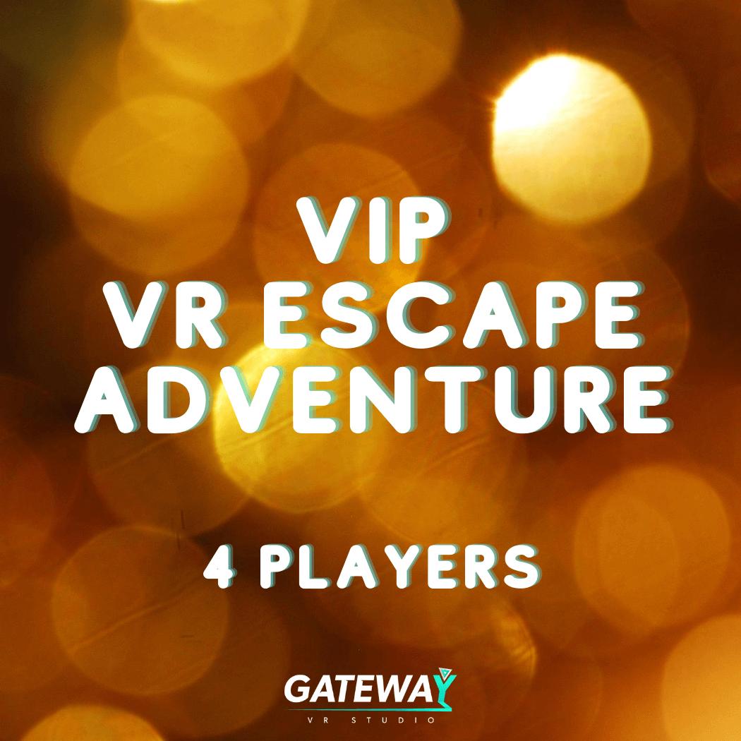VIP Adventure for 4