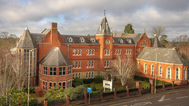 The Convent, Farnborough, sold for £1.24m