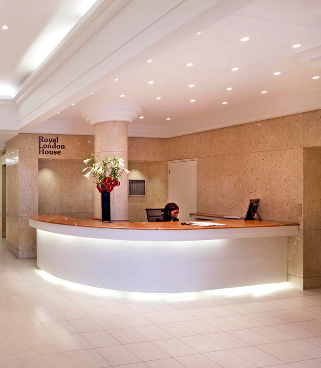 3,000ft Letting in Royal London House