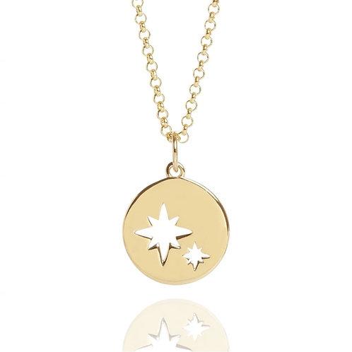 faith and trust necklace