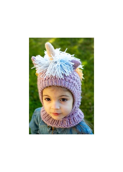 Kids Unicorn Hood