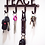 Thumbnail: Recycled Bicycle Chain Hook - Peace