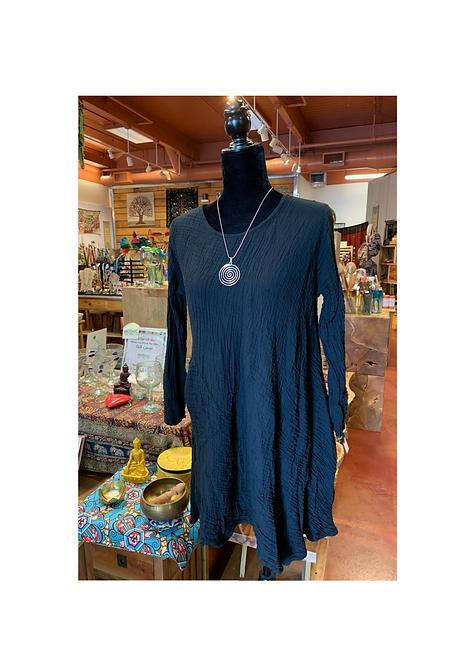 Gauzy Pocket Dress/Tunic