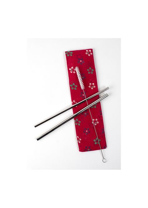 Metal Straw Kit