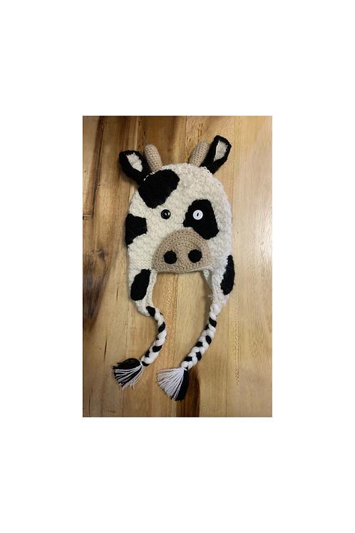 Kids Cow Hat