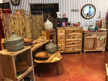 Salvaged Wood Furniture from Indonesia