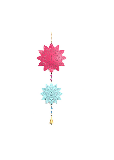 Two-Tiered Mandala Chime
