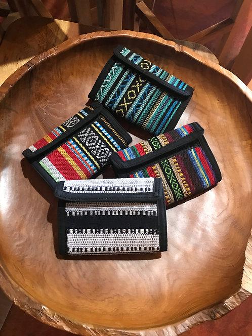 Gyari Cotton Wallet