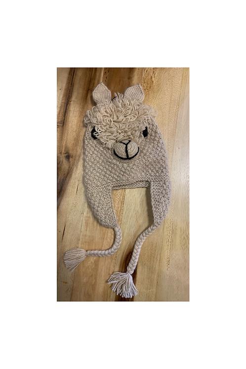 Kids Alpaca Hat
