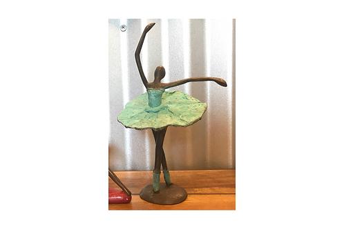 Bronze Ballet Sculpture