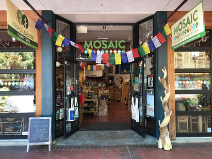 Mosaic Store Front