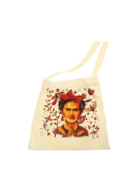 Frida Kahlo Tote - Leaves