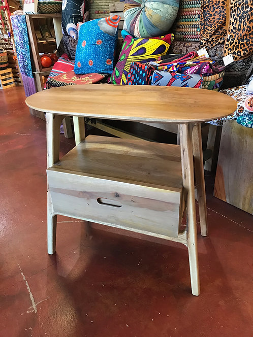 Saucer Side Table