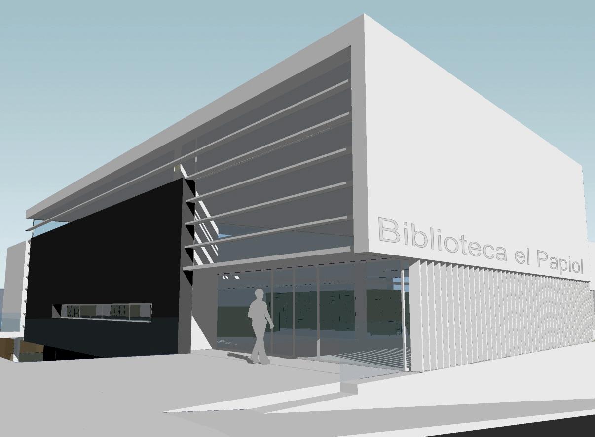 Biblioteca El Papiol