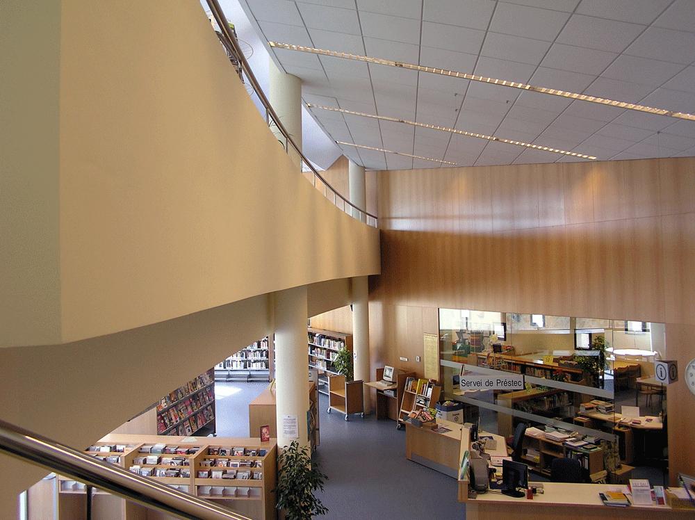 Biblioteca de La Roca del Vallès