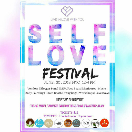 BlaqueX @ the Self Love Festival