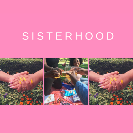 Zine Issue #02: Sisterhood