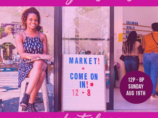 Don't Miss Our Last Summer Pop-up!