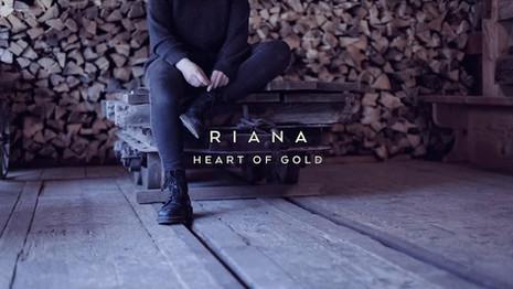 RIANA: HEART OF GOLD