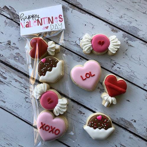 Valentine's minis- Sweet pack