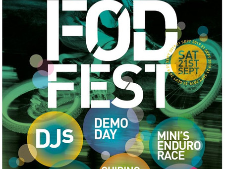 FoD Fest Pedalabikeaway