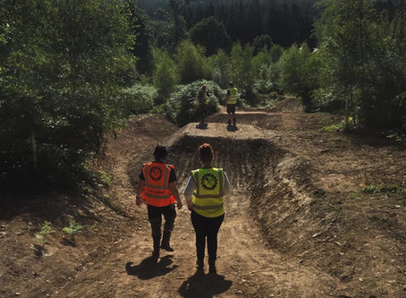 Dean Trail Volunteers UPDATE Pedalabikeaway