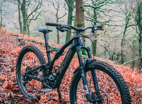 Introducing the new Specialized Levo SL