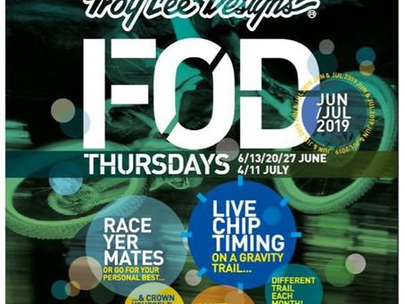 FoD Thursdays timed runs