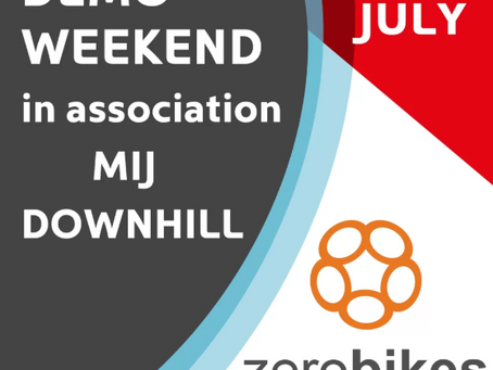 Zero Bikes Demo Weekend