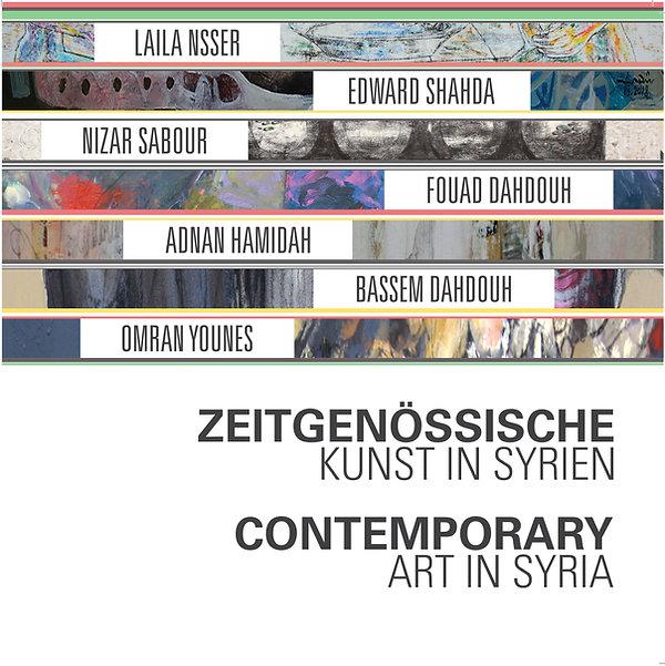 Contemporary Art in Syria-Bremen 2019