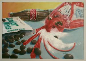 Candy Gluttony