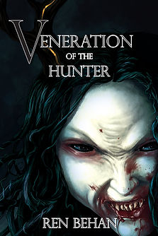 Veneration of the Hunter by tattoo artist and author Ren Behan