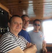 Vlado, Denis and Jure