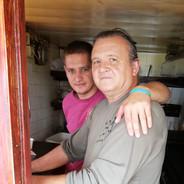 Tomi and Vlado