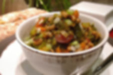 Vegetarian Hoppin' Johns,