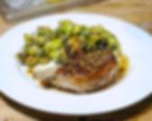 TUSCANY Pork Chop - Served 8x10 IMG_E626