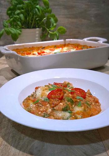 Lasagne Supefood Bowl