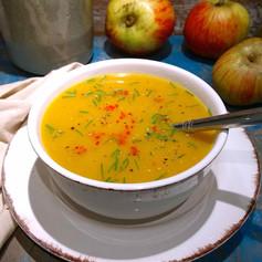 ANTIOXIDANT-RICH BUTTERNUT SOUP