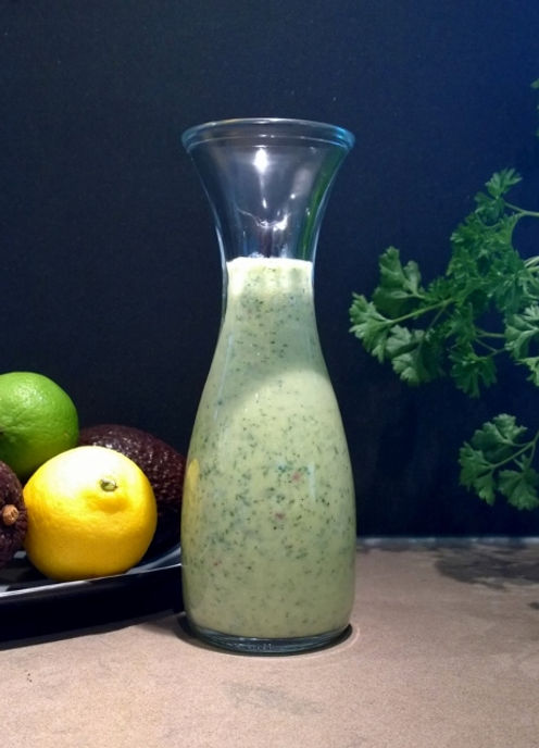 Low Calorie salad dressing
