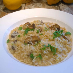 HIGH-FIBRE BULGUR RISOTTO